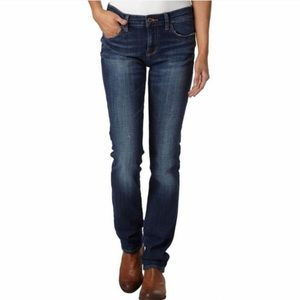 LIKE NEW Lucky Brand Brooke Straight Jeans